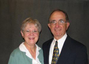 Emily and Dick Ballentine