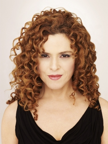"<font size=""3""><STRONG>Bernadette Peters in Concert</strong><br> <font size=""2"">with the Musicians of the Kansas City Symphony<br>"