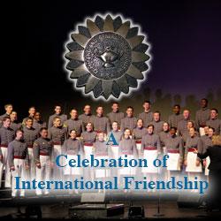 A Celebration of International Friendship</br>