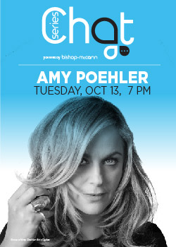 CHAT Series: Amy Poehler