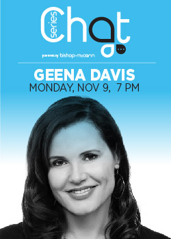 CHAT Series: Geena Davis