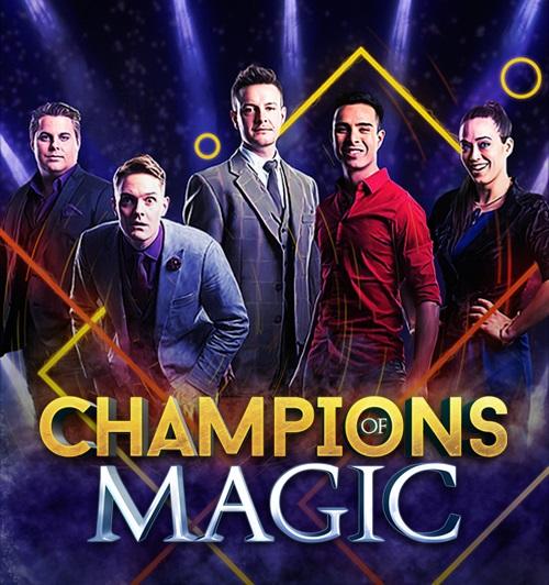 Champions of Magic