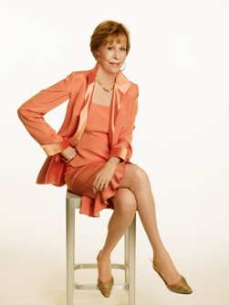 "<font size=""3""><STRONG>LAUGHTER AND REFLECTION WITH CAROL BURNETT</strong></br> <font size=""2"">A Conversation with Carol where the Audience Asks the Questions</br>"