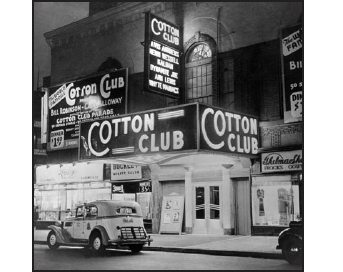 A Night at the Cotton Club<br>