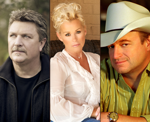 Country Unplugged Tour featuring Joe Diffie, Lorrie Morgan & Mark Chesnutt