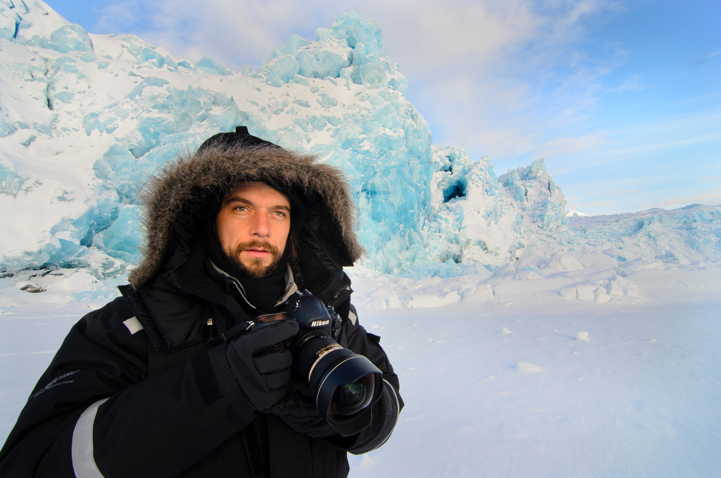 Florian Schulz, Wildlife Photographer And Filmmaker Into The Arctic Kingdom