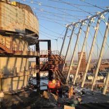 History of Construction