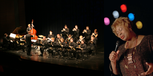 KU Jazz Ensemble I <br> with Deborah Brown, vocalist <br>