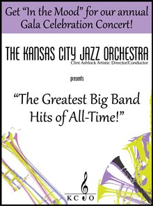The Kansas City Jazz Orchestra Gala