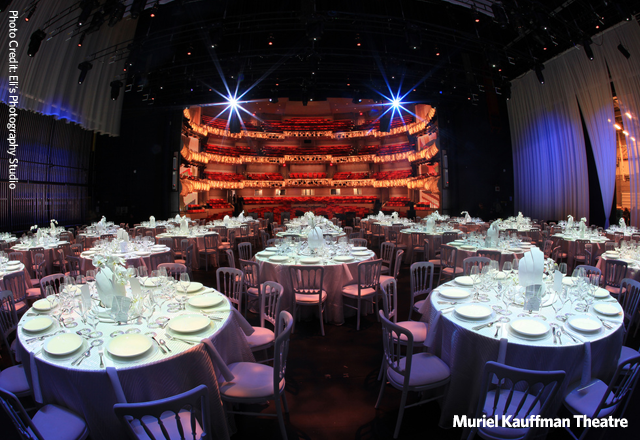 Special Event Rentals Kauffman Center For The Performing