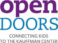 KCPA OpenDoors Logo