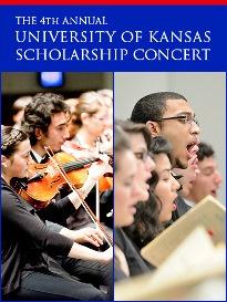 KU Scholarship Concert