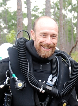 <strong>Kenny Broad, Diver and Environmental Anthropologist</strong></br>