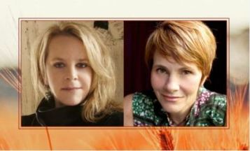 "<font size=""3"">AN ACOUSTIC EVENING WITH MARY CHAPIN CARPENTER<br> AND SHAWN COLVIN</br>"