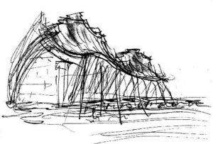 Moshe Sketch