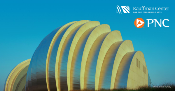 The Kauffman Center and PNC Bank recently announced a new relationship. Photo by Tim Hursley.