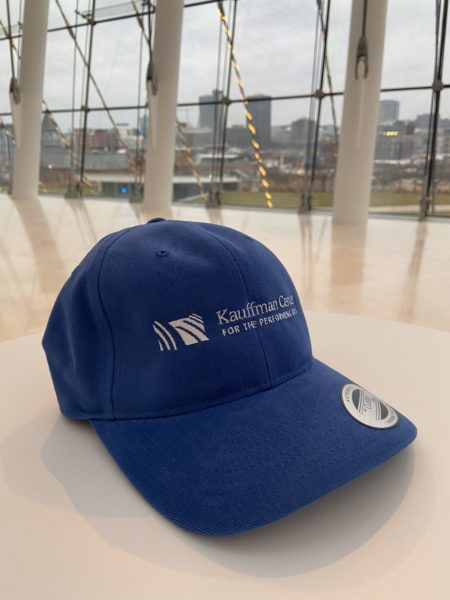 Kauffman Center Baseball Cap
