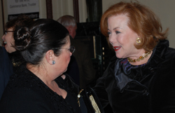 Shirley Helzberg and Myra Siegel