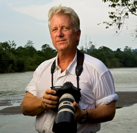 Steve Winter, Photographer<br> On the Trail of Big Cats: Tiger, Cougars and Snow Leopards<br>