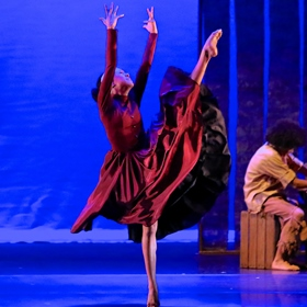 Störling Dance Theater Presents<br> Underground<br>