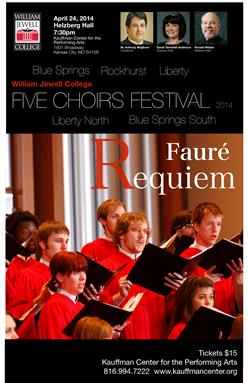 William Jewell College<br>  Five Choirs Festival</br>