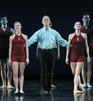 William Whitener and dancers