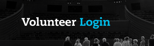 Volunteer Login