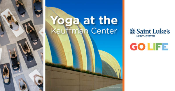 Yoga at Kauffman Center